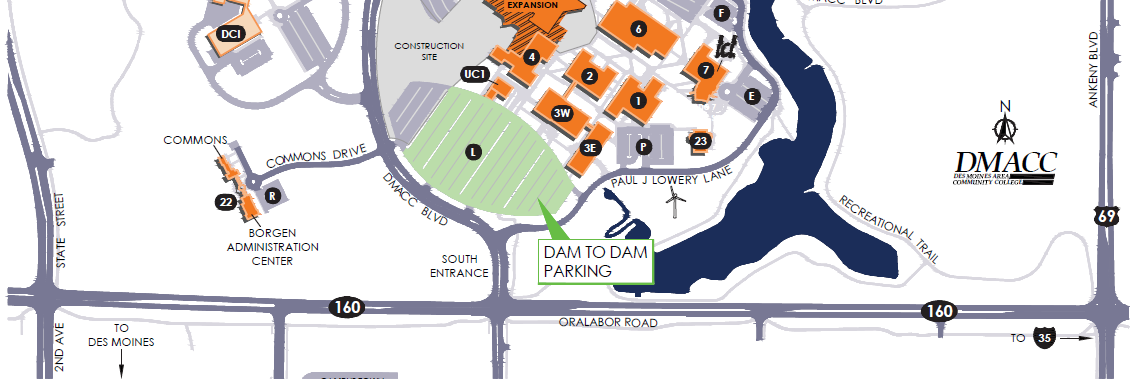 Dmacc Ankeny Campus Map Related Keywords & Suggestions   Dmacc